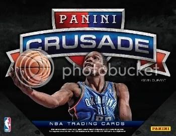 12/13 Panini Crusade Basketball