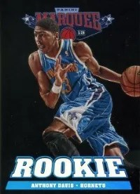 12/13 Panini Marquee Anthony Davis Holoboard RC