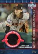 2013 Topps Tim Lincecum WS Relic
