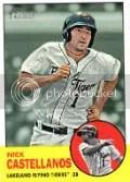 2012 Heritage Minor Nick Castellanos Sp