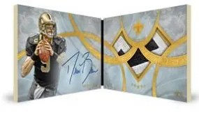2013 Topps Five Star Drew Brees Book