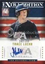 2013 Elite Trace Loehr Autograph