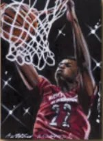 2014 Leaf Best of Basketball Sketch