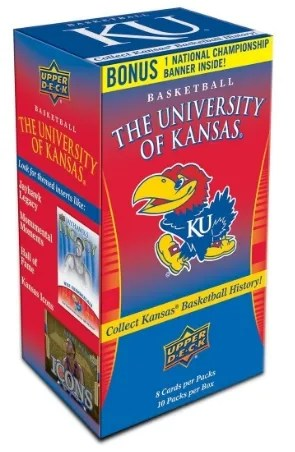 2013-14 Kansas Basketball Box