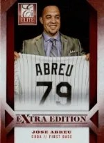 2013 Elite Extra Edition Jose Abreu