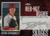 2013 Topps Chrome Red Hot Rookie