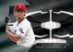 2013 Bowman Sterling Asia Yu Darvish