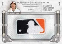 2014 Topps Museum Collection Manny Machado