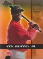2000 Bowman Best Preview Ken Griffey Jr