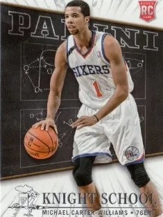 13/14 Panini Knight School Michael Carter-Williams