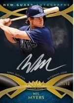 2014 Tier One Wil Myers Autograph