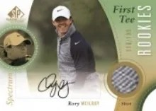 2014-15 Upper Deck Rory Mcilroy