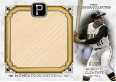 2014 Topps Museum Collection Roberto Clemente