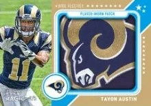 2013 Topps Magic Tavon Austin Jersey