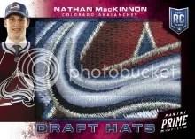 13-14 Panini Prime Draft Hat Tag