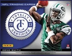2013 Panini Totally Certified Football Box