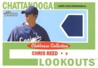2013 Heritage Chris Reed Relic