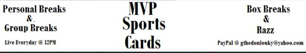 MVP Sports Cards