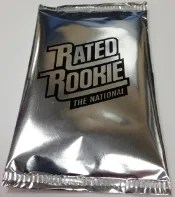 2014 Panini National Donruss Rated Rookie Pack