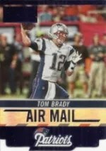 2014 Panini Hot Rookies Air Mail Tom Brady Insert