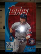 2010 Topps Series 2 Baseball Box