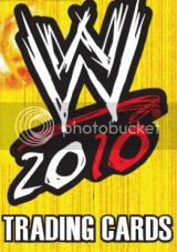 2010 Topps WWE Wrestling Box