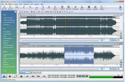 NCH WavePad Sound Editor Master's Edition 6.24