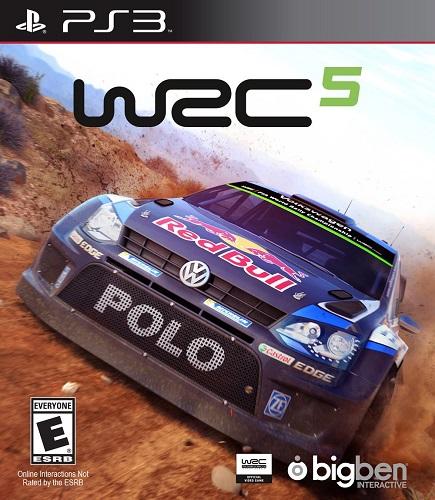 WRC 5 PS3-DUPLEX