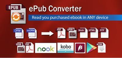 ePub Converter 3.16.1130.374 - Download