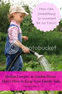 Garden Hoses, Lead & BPA. Preventable Measures to Keep You Safe