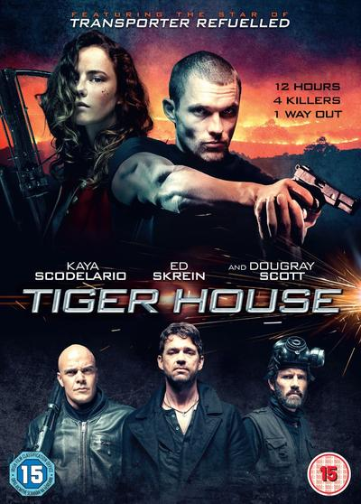 Tiger House (2015) HDRip XviD AC3-EVO