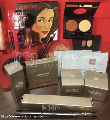 MiaMariu Reveal Your Glamorous Look with Mia Mariu Cosmetics Giveaway! #miamariu