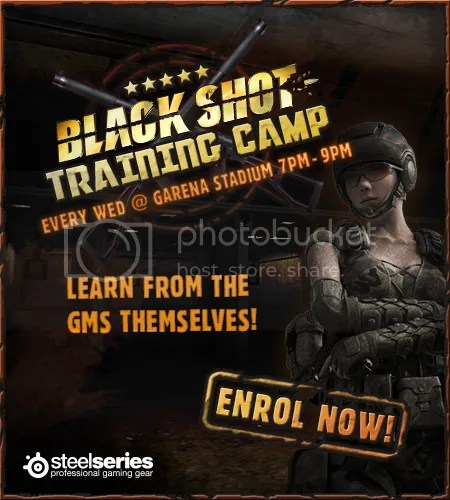 Garena Shell Hack Blackshot Download Blackshot News SG Blackshot Training Camp 450x500