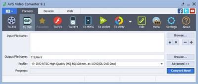 AVS Video Converter 9.1.4.574