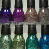 Sinful Colors Almost Famous Collection