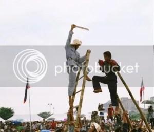 Kahilwayan Festival of Santa Barbara, Iloilo
