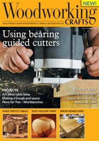 Woodworking Crafts – October 2015