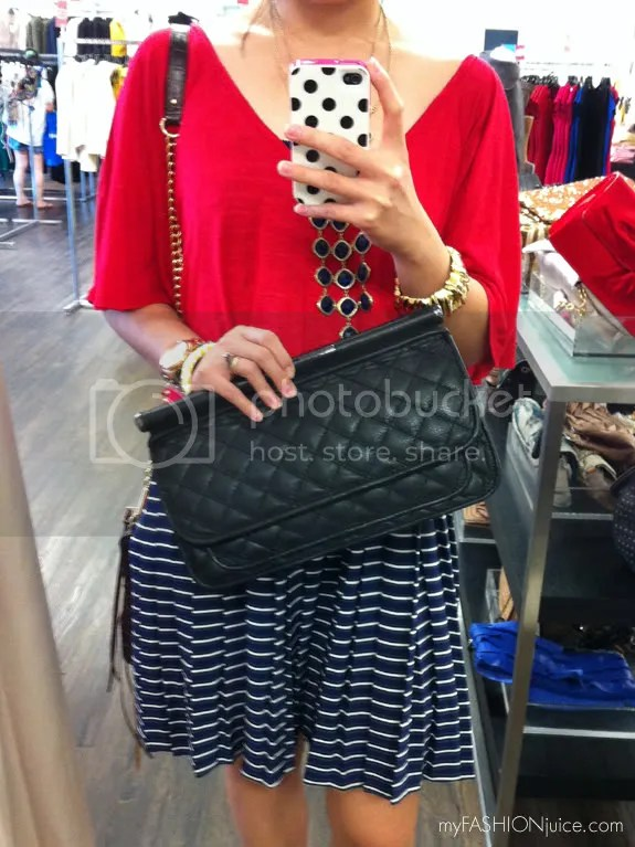 BCBGMaxazria Clutch Party3 {Weekly Wear} Carefree, Northpark Dallas and a Clutch Party
