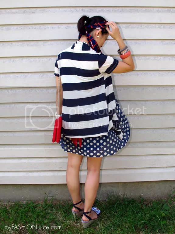 RedWhiteBlueOutfit8 {Weekly Wear} Fourth of July Outfit: Red, White and Blue