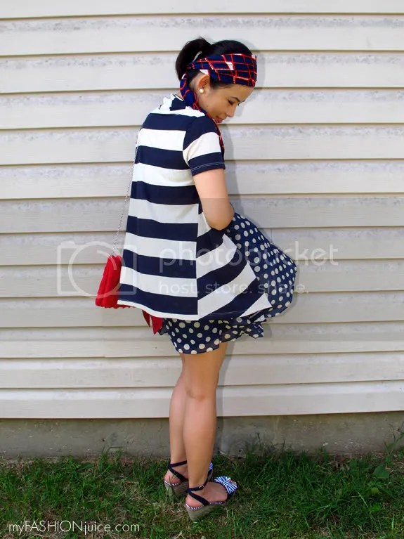 RedWhiteBlueOutfit9 {Weekly Wear} Fourth of July Outfit: Red, White and Blue