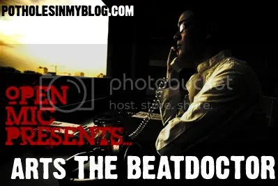 artsthebeatdoctor Open Mic Presents… Arts the Beatdoctor (Interview Series Ep. 5)