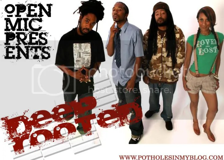 deeprooted Open Mic Presents… Deep Rooted (Interview Series Ep. 7)