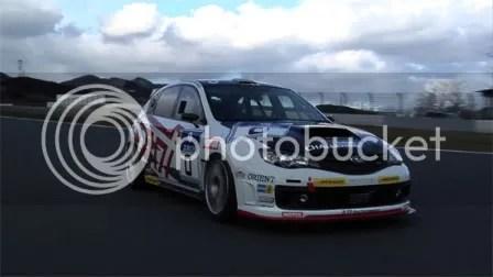 2010 Subaru Impreza WRX STi Nurburgring Challenge Video