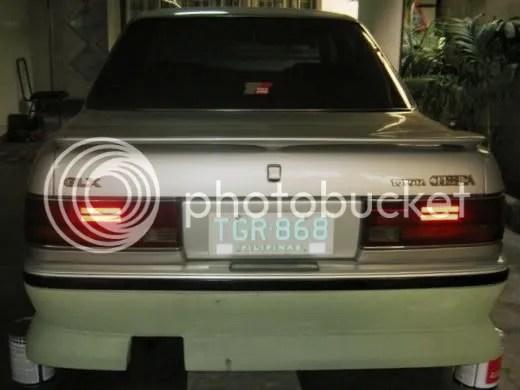 Rhett del Rosario's Cressida GX81 Project Drift Car by Toycool Garage (Part 2) 4