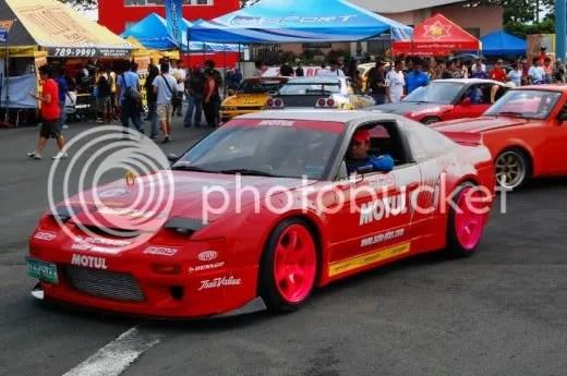Autoplus Motul Drift Nissan 240SX