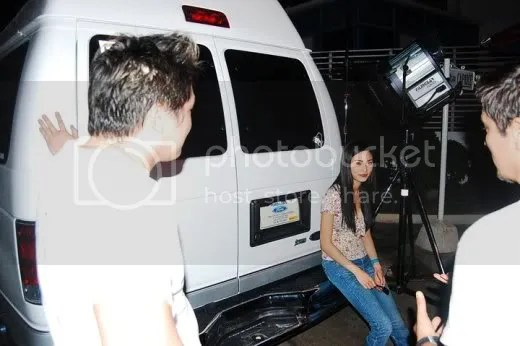 Kim Chiu's Ford E150 customized by A-Toy Body Kits pic10