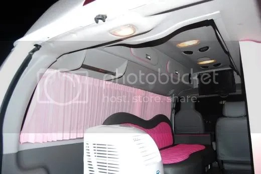 Kim Chiu's Ford E150 customized by A-Toy Body Kits pic7