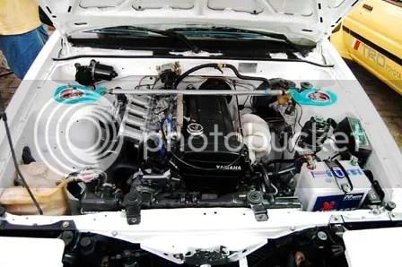 Patrick Mendoza AE86 Engine