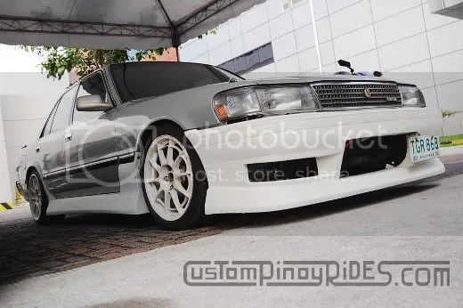 Rhett del Rosario's Cressida GX81 Project Drift Car by Toycool Garage (Part 3) pic1