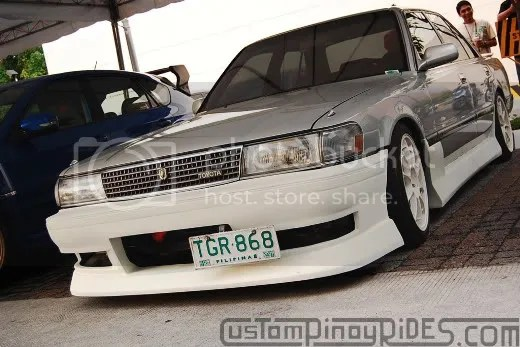 Rhett del Rosario's Cressida GX81 Project Drift Car by Toycool Garage (Part 3) pic6